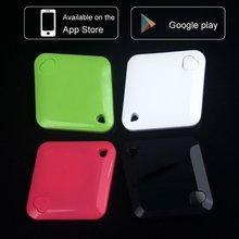 Brand NEW Small Bluetooth Tracer Локатор GPS Тег Сигнализации Трекер Для Автомобилей Малыш Животные Сумки
