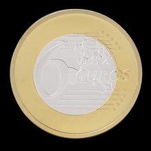 34 pçs 6 moedas de euro design diferente kama sutra posição dura comemorativa frete grátis
