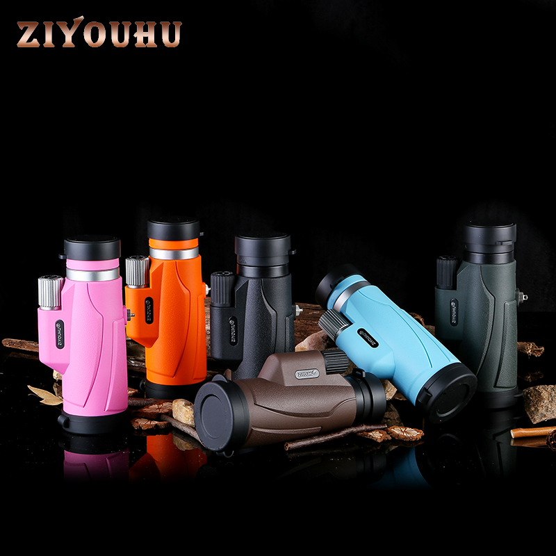 Image 2 - 10X42 Portable HD Monocular Telescope Multi Color Optional Daily Life Waterproof Telescopes Outdoor Hiking, Latest New Design-in Monocular/Binoculars from Sports & Entertainment