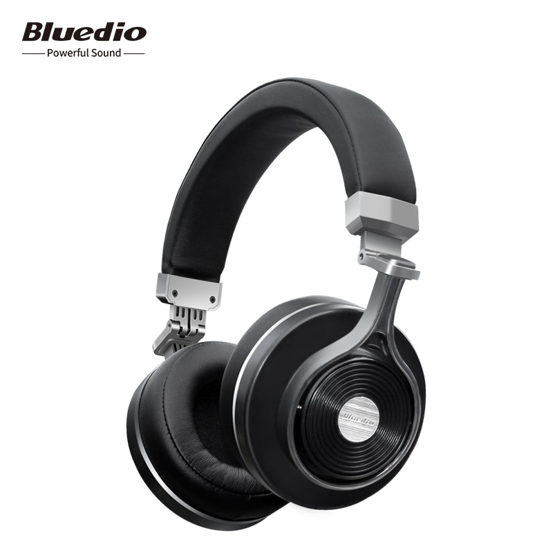 2018 Bluedio T3 Plus Wireless Bluetooth Headphones/headset with Microphone for Sd Card Slot Headphone/headset