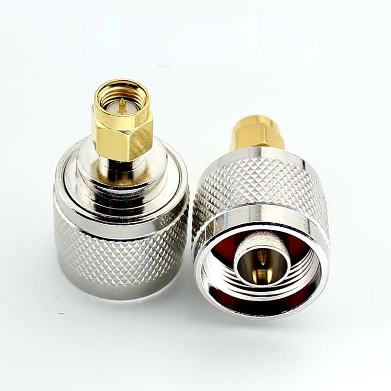 Router rf connector SMA revolution N of removable nipple (internal screw needle)