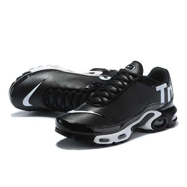 9bf46c39944c 2019 New Nike Air Max Plus Tn Men s Running Shoes Shock-Absorbing  Breathable Men s Running Shoes TN Nike 40-46