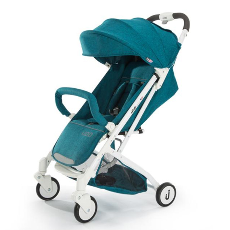 American baby stroller can sit reclining newborn ultra light portable folding baby pocke ...