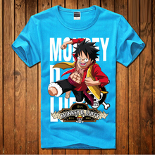 Luffy Fashion T-Shirt