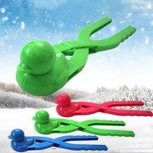 Битва совок снежки sand mold компактный чайник легкий tool снег мяч