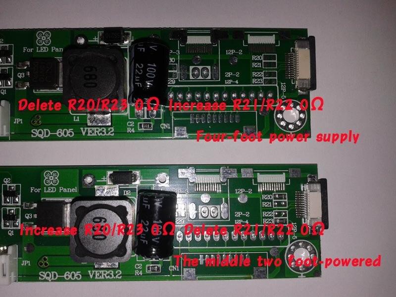 Схема sqd-605 ver 3.2