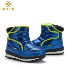 Hiver neige bottes avec épais chaud étanche antidérapant 30% mixte naturel laine bottes bleu royal chaussures bateau libre
