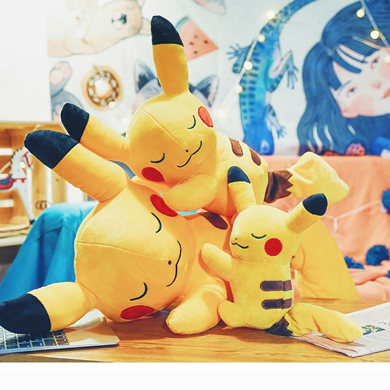 Süßer Pikachu Kuschel Pokemon Plüschtier kaufen
