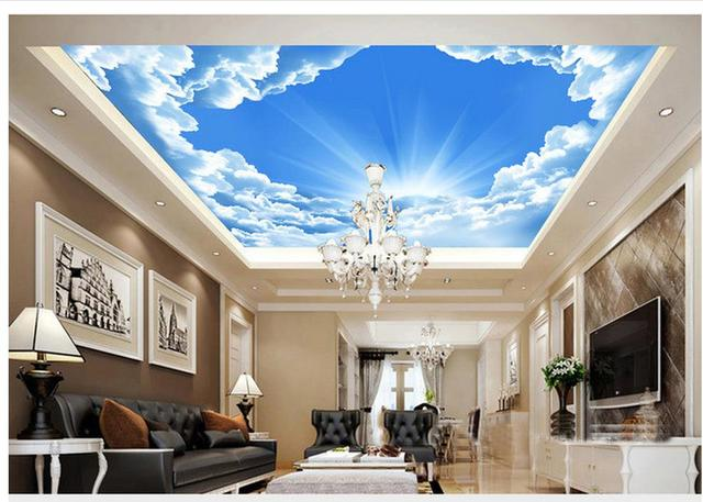 individuelle fototapeten gro e 3d sofa tv hintergrundbild wandbild wand sun blau himmel 3d. Black Bedroom Furniture Sets. Home Design Ideas