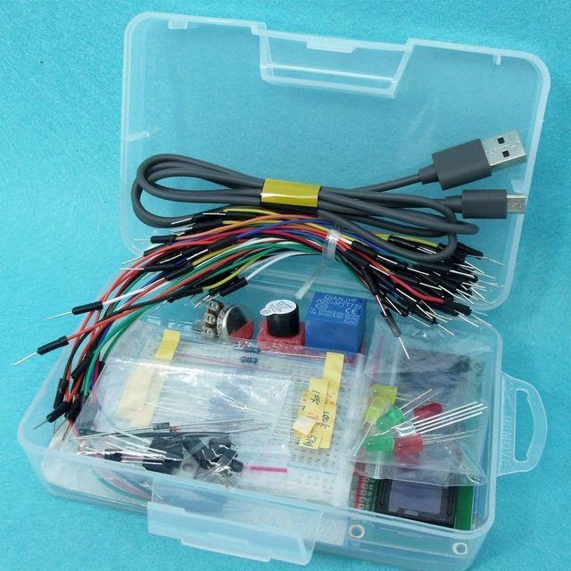 ASK-03 Lab Project LCD Starter Kit For Arduino UNO R3 Mega2560 Mega328 Nano