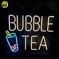 Bubble teaNeon знак неоновые лампы знак знаковых пивной бар-клуб Свет Знак лампы витрина магазина реклама Letrero Neon enseigne lumine