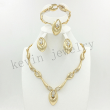 2016 new dubai Gold Plated Jewelry Sets 18K Costume Big Jewelry Set Design Nigerian Wedding African Beads Jewelry Sets of women nigerian wedding african beads jewelry set blue african costume jewelry sets coral beads necklace sets free shipping hd323 1