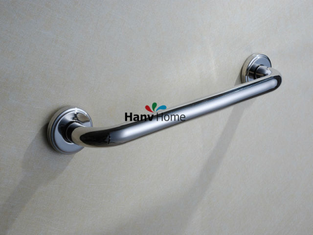 Merveilleux 304 Stainless Steel (400mm) Bathroom Armrest Bathroom Handle Bathtub  Armrest Handrail Grab Bars