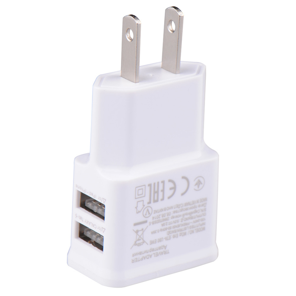 iphone 6 wall charger us cellphone charger 2a 2 usb charger ports adapter 2579
