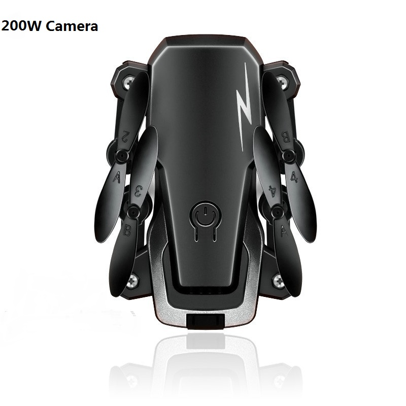 TXD-G1 Foldable Mini RC Drone Altitude Hold Helicopter WiFi FPV One Key Return Take off 360-degree Quadcopter