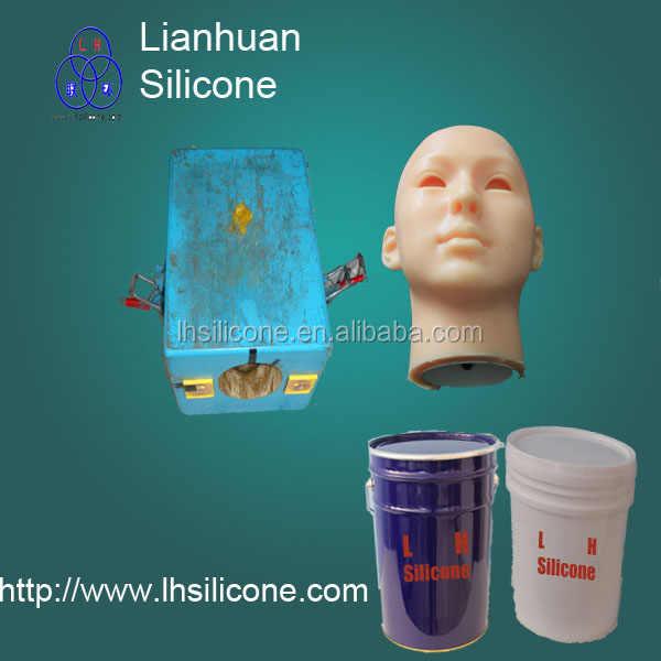 Rtv кремниевое литье жидкой силиконовой резины для изготовления формы для искусственного влагалища LHSIL 228820