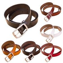 Casual Women' s Leather Belt Fashion Vin