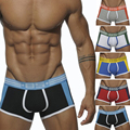 Hot Sale Men Male Underwear Men's Boxer Underwear Bermudas Masculina De Marca Boxer Shorts Underwear Sexy Ondergoed Men Boxers