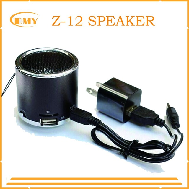 Thumb drive speaker phone