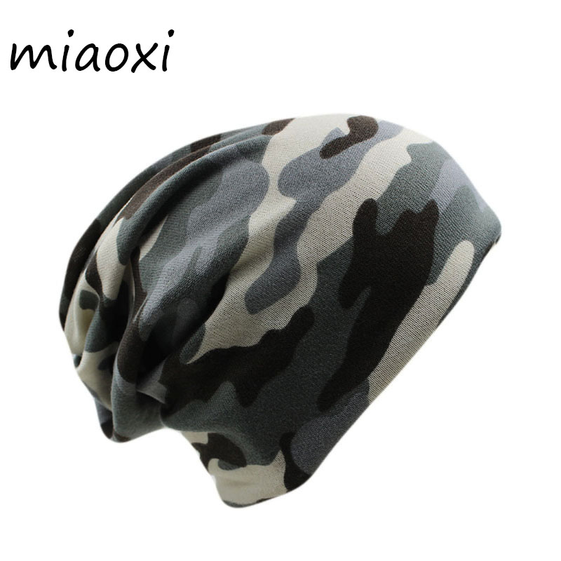 miaoxi High Quality Women Fashion Autumn Hat Scarf For Girls Striped Beanies Caps Casual Gorros Adult Cotton Skullies Hats Cap miaoxi women autumn hat two used caps knitted scarf adult unisex casual letter beanies warm autumn beauty skullies hat girl cap