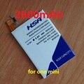 Nuevas adquisiciones 2600 mah bo58100 batería del teléfono para htc one mini m4 601 s/e/n 603e