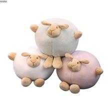 цена на 1 Pcs Sheep Toy Stuffed Plush Toys for Children Lovely Cartoon Plush Doll Toy Soft Sheep Baby Kid and Girl Present Birthday Gift