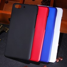 New Multi Colors Luxury Rubberized Matte Plastic Hard Case Cover For infocus M808 M560 Cell Phone Cover Cases