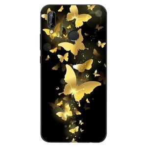 Image 5 - TPU dla Huawei P20 Lite Case luksusowe Nova 3E Case śliczne silikonowe miękkie etui do Huawei P 20 lite Nova 3 E tylna okładka etui na telefony