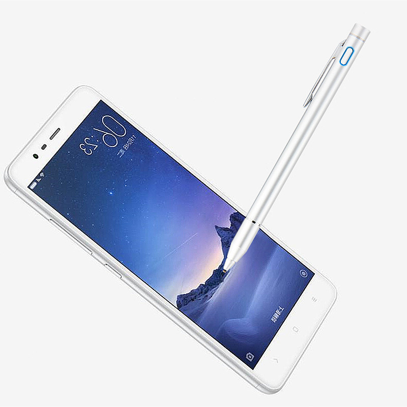 Active Pen Capacitive Touch Screen For Motorola Moto M Z X G G5 G5S Plus moto z play force Stylus Mobile phone pen NIB 1.35mm