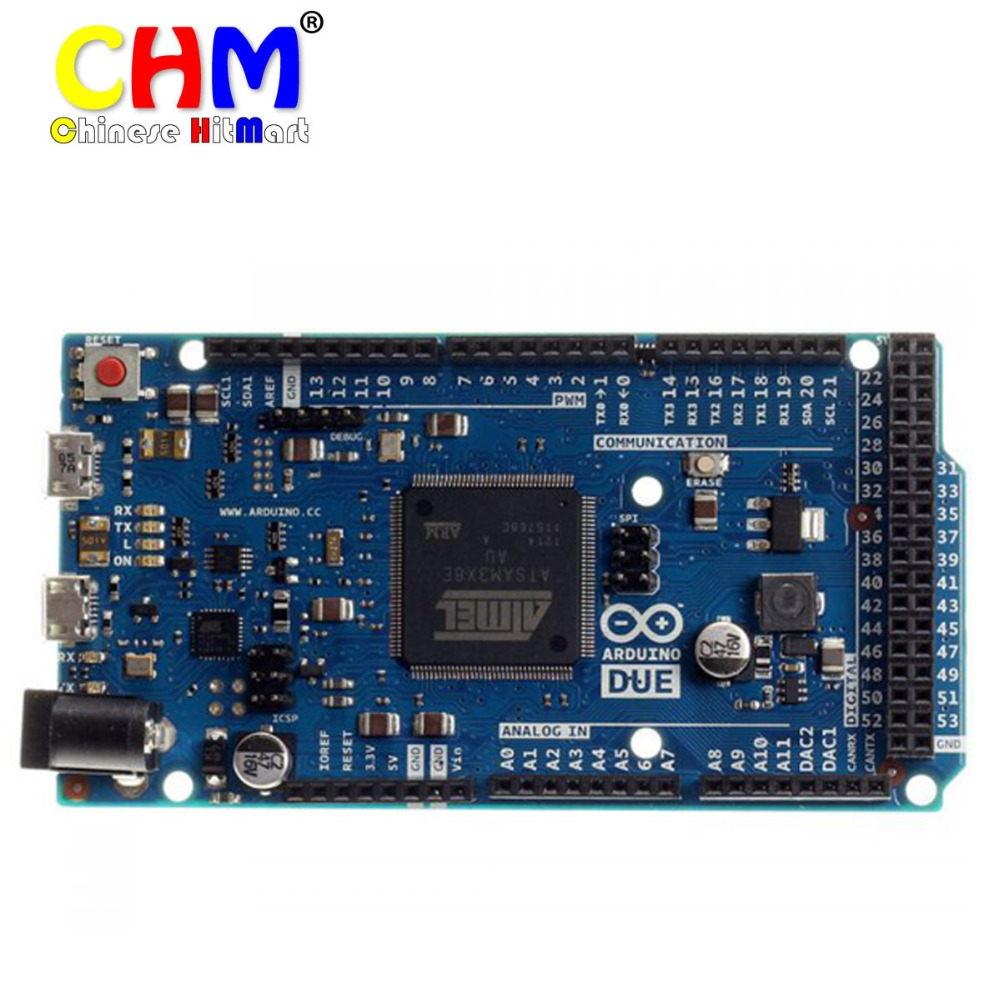 Eduino R3 2012 the latest ARM Version Master control board compatible with the Due Free shipping #J322