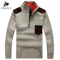 Free Shipping 2018 new High quality New Winter Men's Sweater Jumpers pullover sweater men's choice