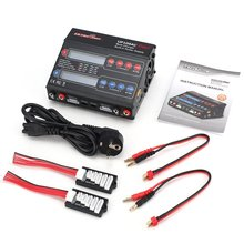 Ultra Power UP100AC DUO 100W Cyclic Charge / discharge LiIo / LiPo / LiFe / NiMH / Nicd Balance Charger Arrester for RC Drone