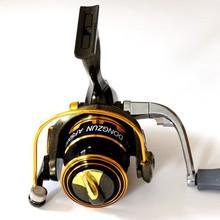 AF2000-7000 type metal fishing rod wheel spinning wheel rod halleluyah Fishing Reel Fishing special offer