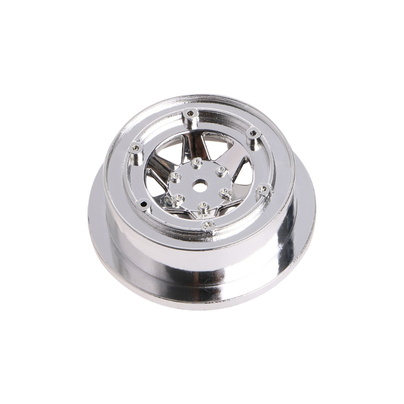 2Pcs Parts For WLtoys 12428 12423 1/12 RC Car Spare Parts Tyre Hub 0045 Upgrade Accessory Parts & Accessories     - title=