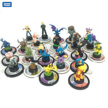 Japan Anime Figure Takara Tomy Toy Pokemon Monster Collectible Action Figures War Chess Board Game Model for Children 11 play arts kai pa marcus fenix game gears of war 3 war machine harley quinn joker pvc action figure collection model toy