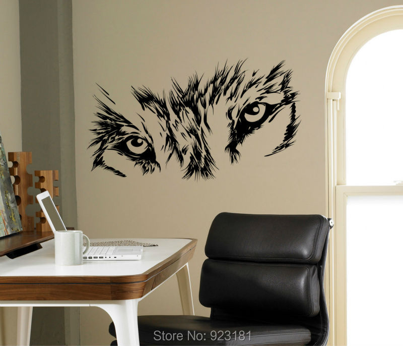 Wolf Wall Art high quality wolf wall mural-buy cheap wolf wall mural lots from