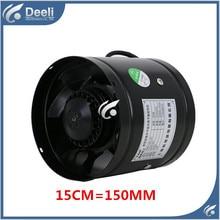high quality 6 inch 15CM exhaustfan Duct blower powerful mute axial flow fan ventilator kitchen Powerful exhaust fan