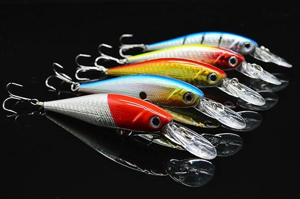 Bait Minow Bionic Lure Balıq ovu Okean balıq ovu 10.5 Cm 9.5g 10 / - Balıqçılıq - Fotoqrafiya 2