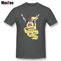 Arteries Praise The Sun Tee Shirt Men Tailored Custom Short Sleeve Valentine S 3XL Team Dark