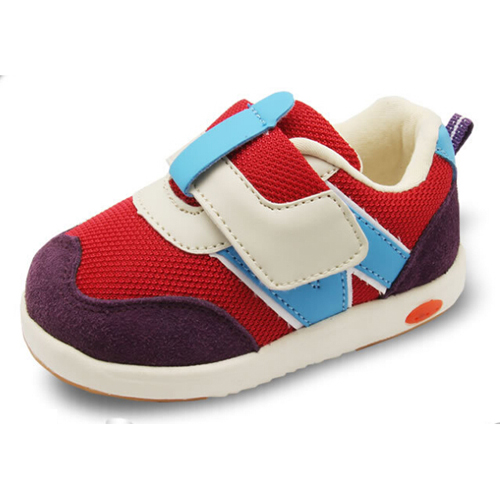 2016 New Children Shoes Girls Shoes Boys Snekers Fashion Breathable Kids Shoes Genuine Leather Casual Sneakers