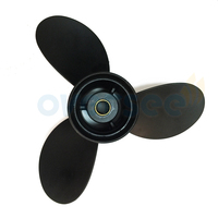 OVERSEE 3B2W64517 1 ALUMINIUM PROPELLER 8 5 3 X 8 9 X 8 3 FOR TOHATSU