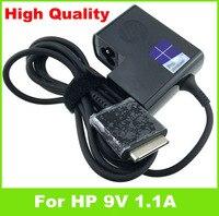 Para HP 9 V 1.1a viaje tableta Adaptadores de corriente para HP elitepad 900 G1 1000 G2 hstnn-da34 685735-003 686120-001 hstnn-ca34