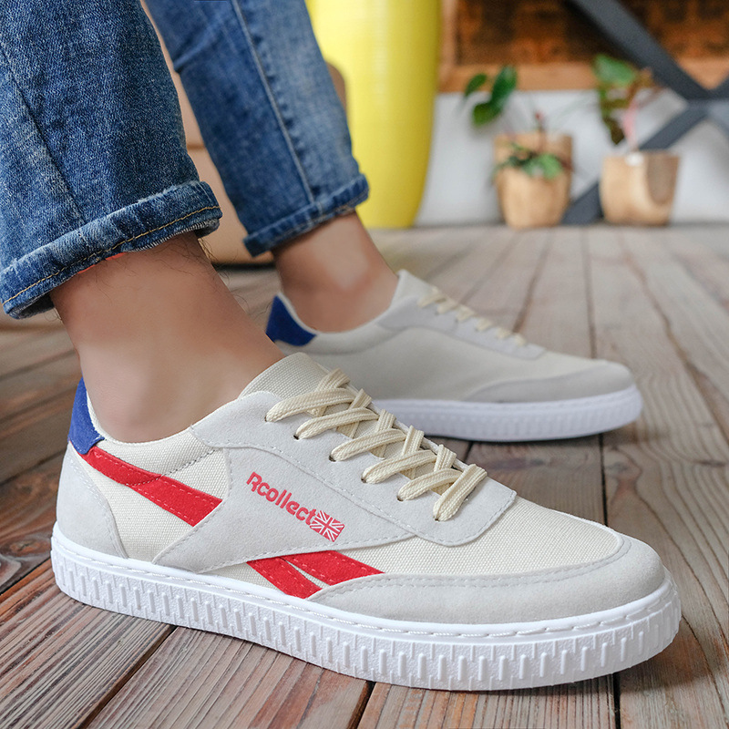 Men's Shoes Shoes Brands 2018 Summer New Breathable One-legged Shoes Mens Casual Shoes Wear Baotou Trend Canvas Shoes Zapatos De Mujer Size 39-44 Products Hot Sale