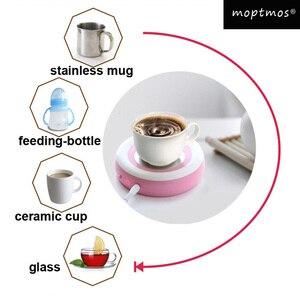 USB Heating Coaster Tea Coffee