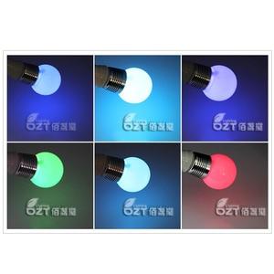 Image 2 - AC85 265V RGB LED Lamp 3W E27 E14 GU10 Led 16 Color Bulb Changeable Lamp multiple colour with Remote Control Led Lighting