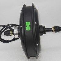 EVFITTING E bike Fatbike Motor 48Volt 1500W Brushless DC Hub Motor for Rear Wheel Fatbike 170mm Dropout