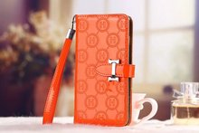 New luxury fashion bright leather wallet flip case, for apple iPhone 6 6plus 6S 7 7plus brand leather gift coverage