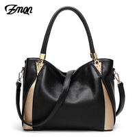 ZMQN Bags For Women 2018 Luxury Handbags Women Bags Designer Shoulder Bag Casual Tote PU Leather