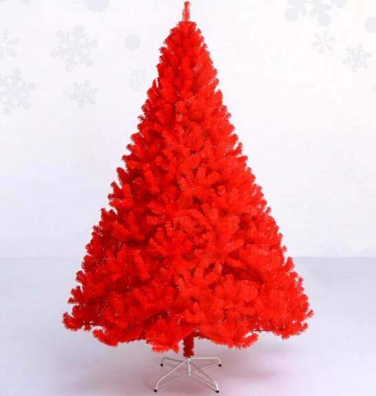 envo gratis fiesta de navidad del rbol de navidad 240 cm cifrado calidad colorido rbol de navidad artificial de pinorojo
