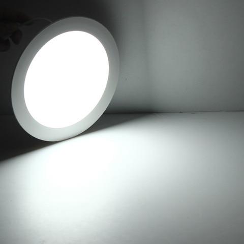 ultra fino smd 2835 levou rodada luz